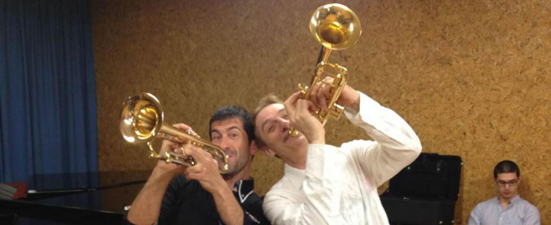 duo trompetas